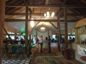 reinhart's barn wedding